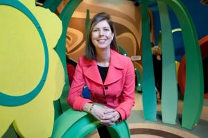 Leigh-Anne Stradeski Chief Executive Eureka The National Childrens Museum